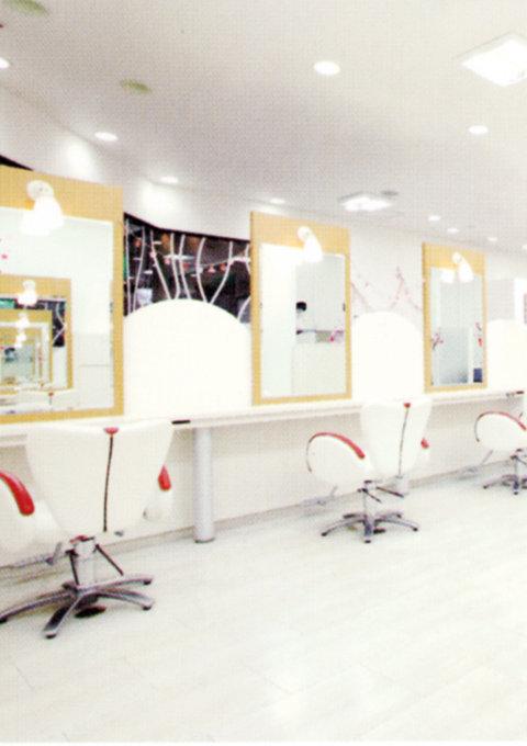 フミ美容室 店舗の写真